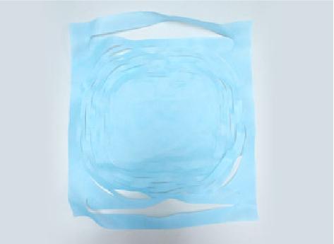 不織布製成提網
